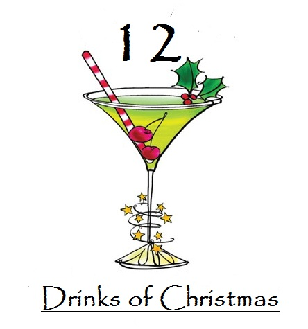12 days of christmas alcohol
