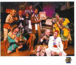 Adventurers Club Promo Cast Photo