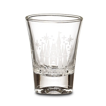 Cinderella Shot Glass