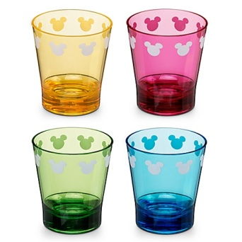 Mickey Shot Glasses