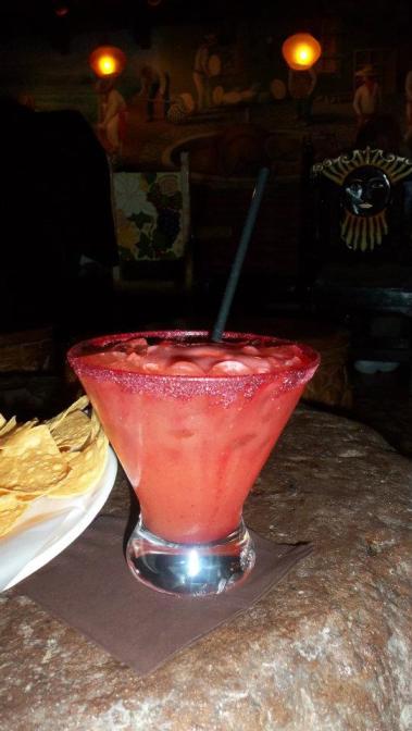 Blood Orange Margarita