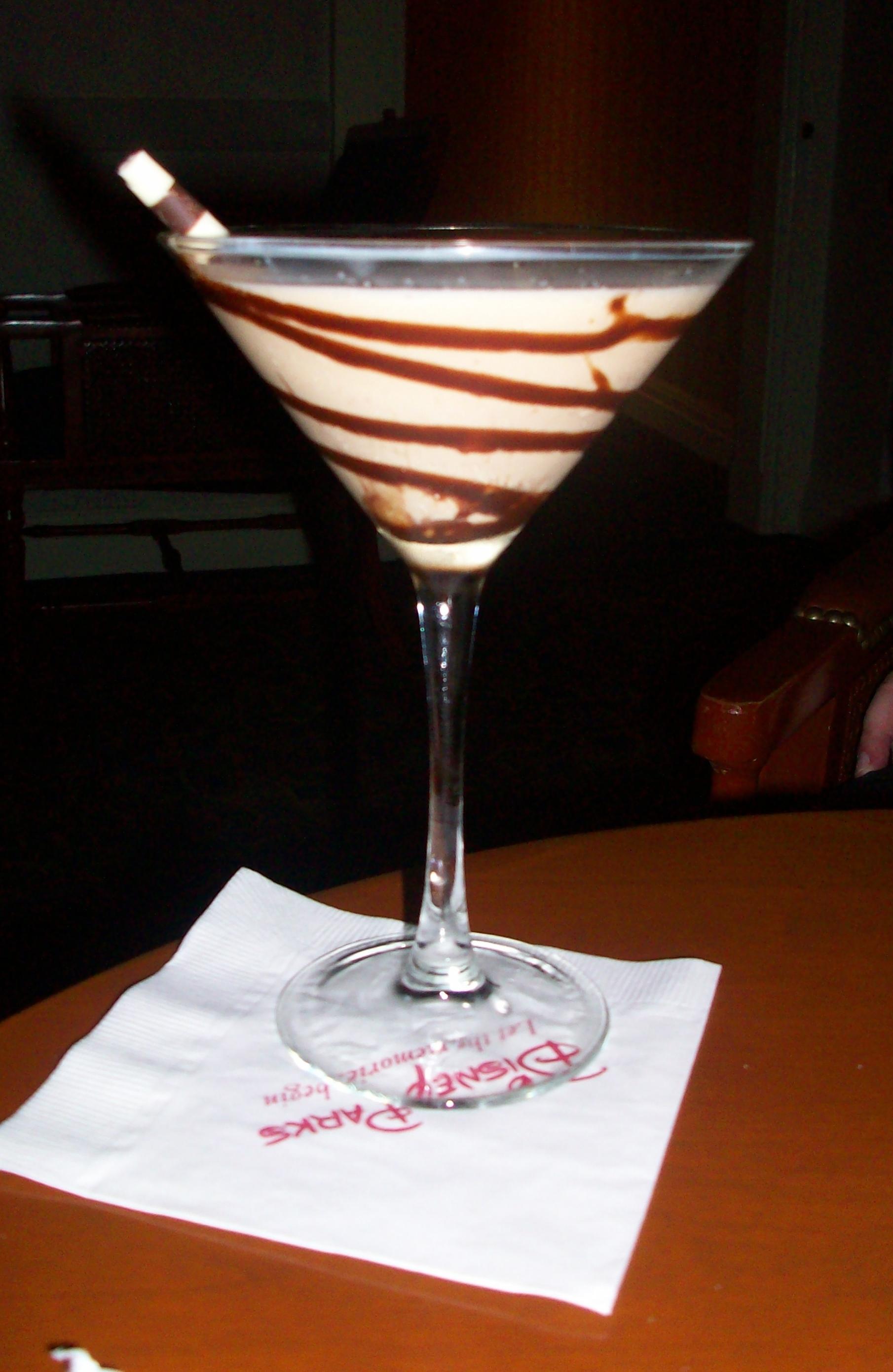 Drink Dessert First – Godiva Chocolate Martini | Drinking Disney