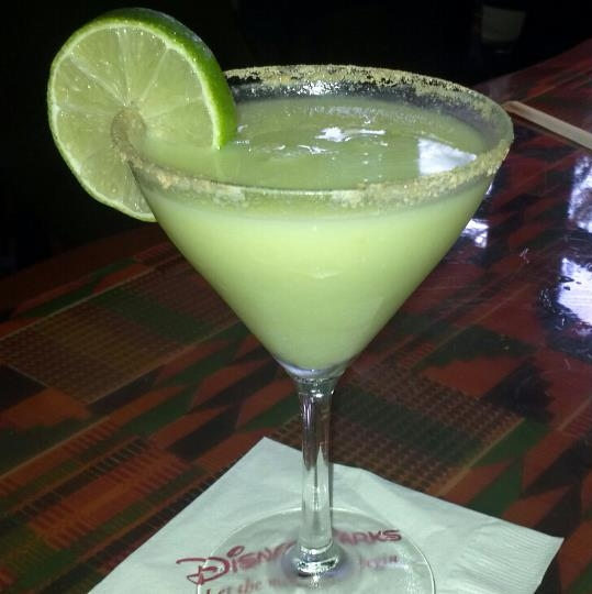 Happy Hour! Key Lime Coconut Martini