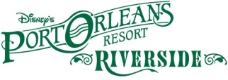 Port Orleans Riverside Logo
