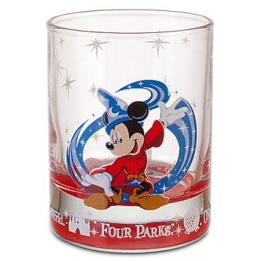 Sorcerer Mickey Shot Glass