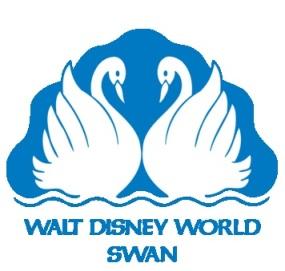 WDW Swan