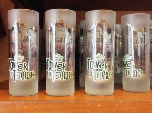 Tower of Terror Shot Glass