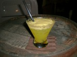 Wild Passion Fruit Margarita from La Cava del Tequila.  Photo courtesy of Catherine V.