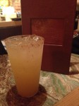 Pineapple Margarita from La Cava del Tequila.  Photo courtesy of @mansonrepublica.