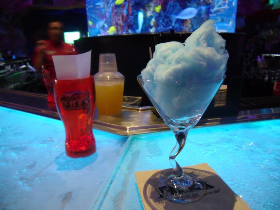 Paleo Candy Martini