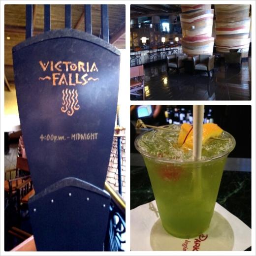 80 Drinks - Drink 1 Victoria Falls Mist