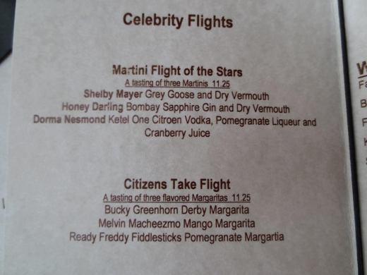 Celebrity Flights