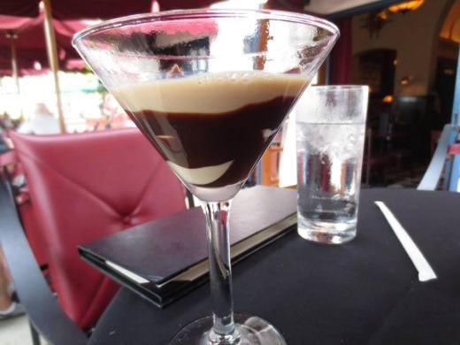 Chocolate Diva Martini